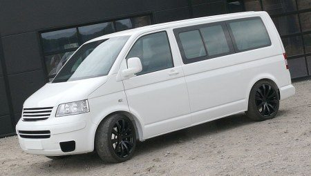 VW Transporter TH2