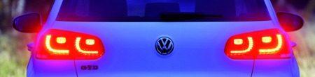Volkswagen Golf GTD LED achterlichten