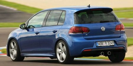 Volkswagen Golf R, 162 euro per pk