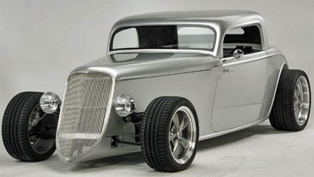 AFVTech 1933 Ford Roadster Hot Rod