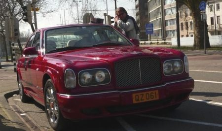 Bentley Arnage - Emile Ratelband