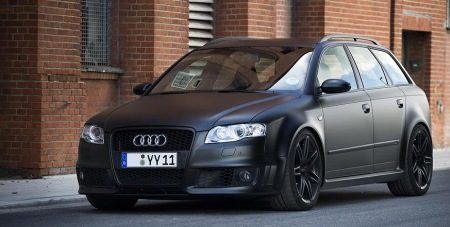 rs4 black