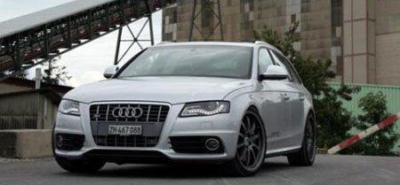 Audi S4 Avant Sportec