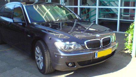 Balkenende's 760 Li