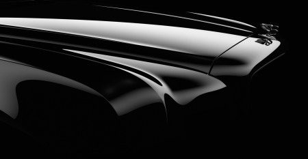 Bentley Arnage teaser