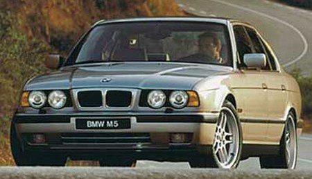 BMW M5 E34 youngtimer