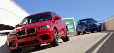 BMW X6M en X5M