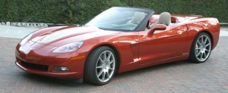 Callaway Corvette 2009