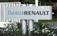 Daimler Renault sign