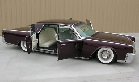 koopje 1964 lincoln continental. Black Bedroom Furniture Sets. Home Design Ideas