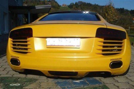 Audi R8 Eisenmann