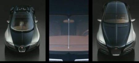 Galibier vs Veyron