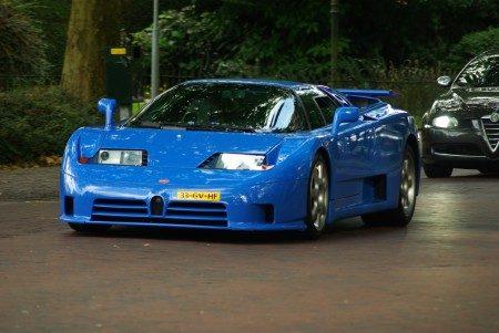 Bugatti EB110 SS - Foto: Jim Appelmelk