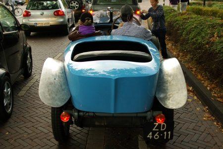 Bugatti Type 23 Brescia Tourer 1926 - Foto: Jim Appelmelk
