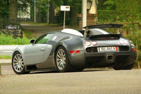 Bugatti Veyron 16.4 - Foto: Jim Appelmelk