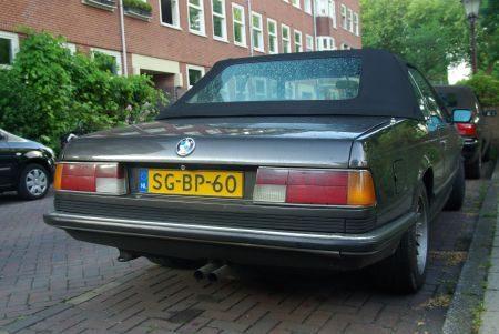 BMW 630i Cabriolet - foto Jim Appelmelk
