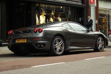 Duur Ferrari Aperta on Ferrari F430   Foto Jim Appelmelk