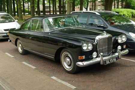 Bentley S3 Continental Mulliner Park-Ward Fixed Head Coupe - Foto door Jim Appelmelk