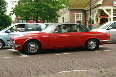 Jaguar XJ5 3C Of XJ12 - Foto door Jim Appelmelk