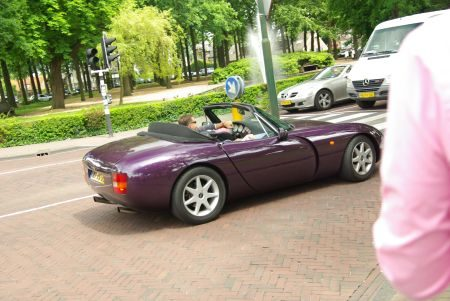 TVR Griffith 500 - Foto door Jim Appelmelk
