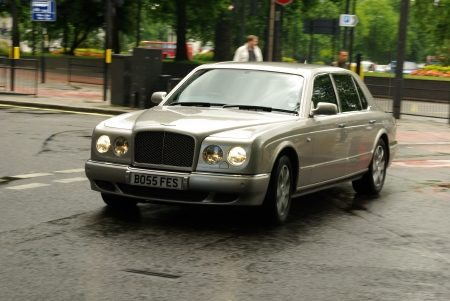 Bentley Arnage R - Foto: Jim Appelmelk