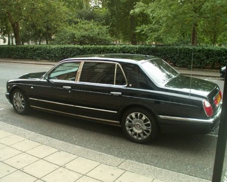 Bentley Arnage RL Mullier - Foto: Jim Appelmelk
