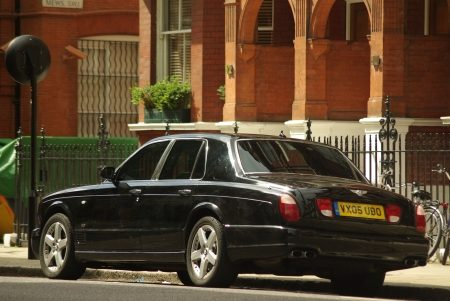 Bentley Arnage T - Foto: Jim Appelmelk