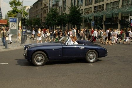 Aston Martin DB2 Convertible - Foto: Jim Appelmelk