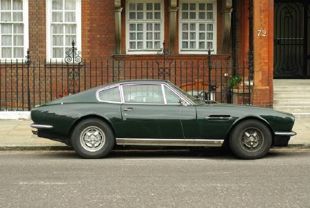 Aston-Martin DBS V8 - Foto Jim Appelmelk
