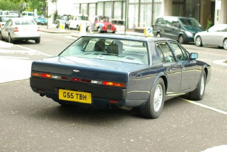 Aston-Martin Lagona Saloon - Foto Jim Appelmelk