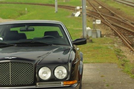 Bentley Continental R Mulliner - Foto Jim Appelmelk