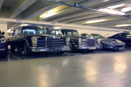Mercedes 600 - Foto Jim Appelmelk