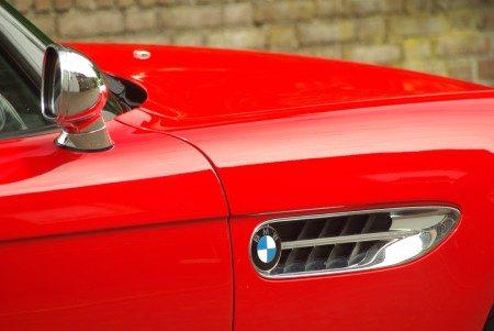 BMW Z8 - Foto: Jim Appelmelk
