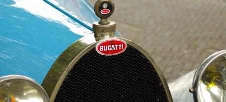 Bugatti T23 Brescia - Foto Jim Appelmelk