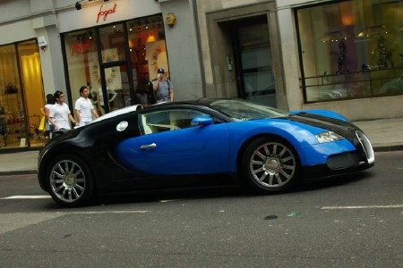 Bugatti Veyron 16.4 - Foto Jim Appelmelk
