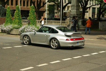 Porsche 993 Turbo S - Foto: Jim Appelmelk