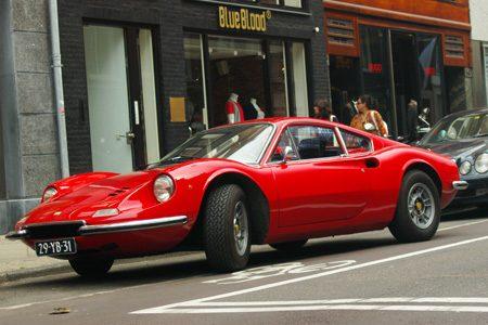 Ferrari Dino - Foto: Jim Appelmelk