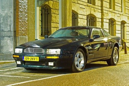Aston-Martin (Virage) Limited Edition Coupe - Foto: Jim Appelmelk