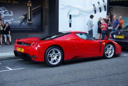 Ferrari Enzo - Foto: Jim Appelmelk