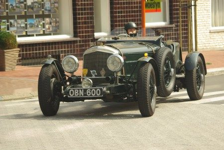 Bentley MkVI Special - Foto Jim Appelmelk