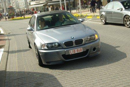 BMW M3 CSL - Foto Jim Appelmelk