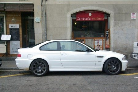 BMW M3 E46 - foto Jim Appelmelk