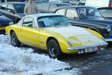 Lotus Elan Plus 2 - foto Jim Appelmelk