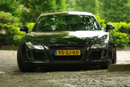 Audi R8 PPI - foto Jim Appelmelk
