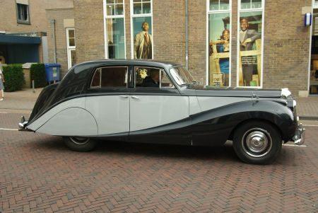 Daimler DB18 Sports Special Empress - foto Jim Appelmelk