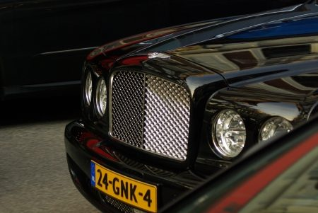 Bentley Brooklands 2009 - Foto Jim Appelmelk