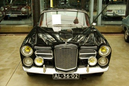 Facel-Vega HK500 - Foto: Jim Appelmelk