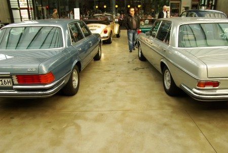 Mercedes-Benz 300 SEL 6.3 - Foto: Jim Appelmelk