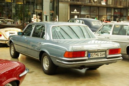 Mercedes-Benz 450 SEL 6.9 - Foto: Jim Appelmelk