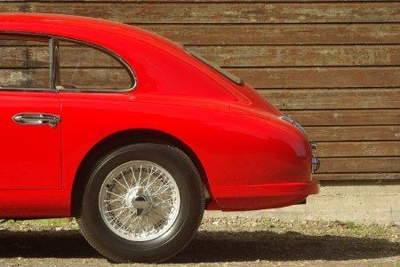 Aston Martin DB2 - Foto Jim Appelmelk